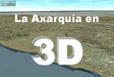 La Axarquía en 3D